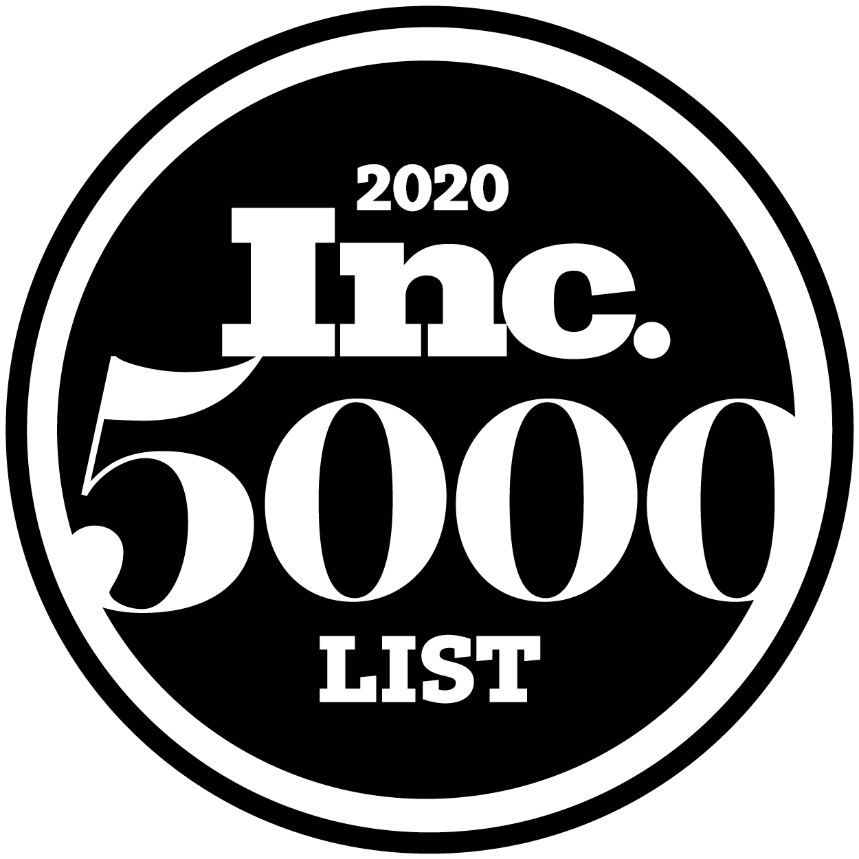 Inc 5000 Fastest Growing Company
