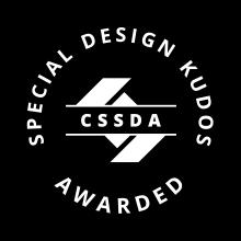 CSS Design Award Special Kudos